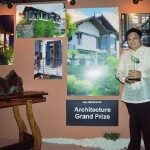 Architect Mike Pena's winning entry
